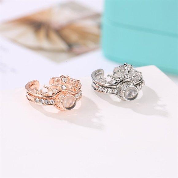 Jewelry - (BI) Separable ring